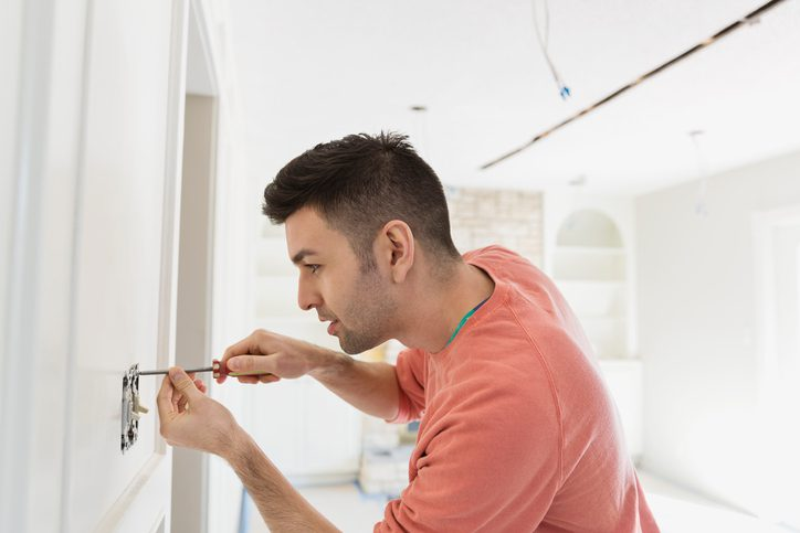 Springtime Home Improvements? Be Safe When Using Electricity